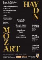 "Concert ""Haydn et Mozart"""